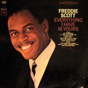 Freddie Scott Freddie Scott