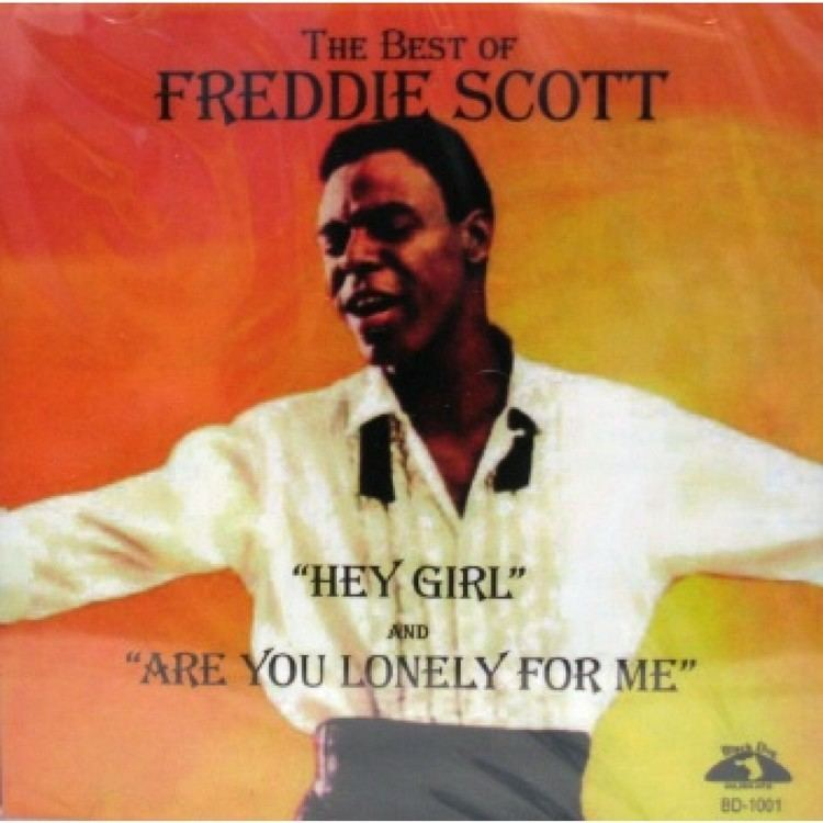 Freddie Scott Crystal Ball Records Classic Hits Oldies Music Rare