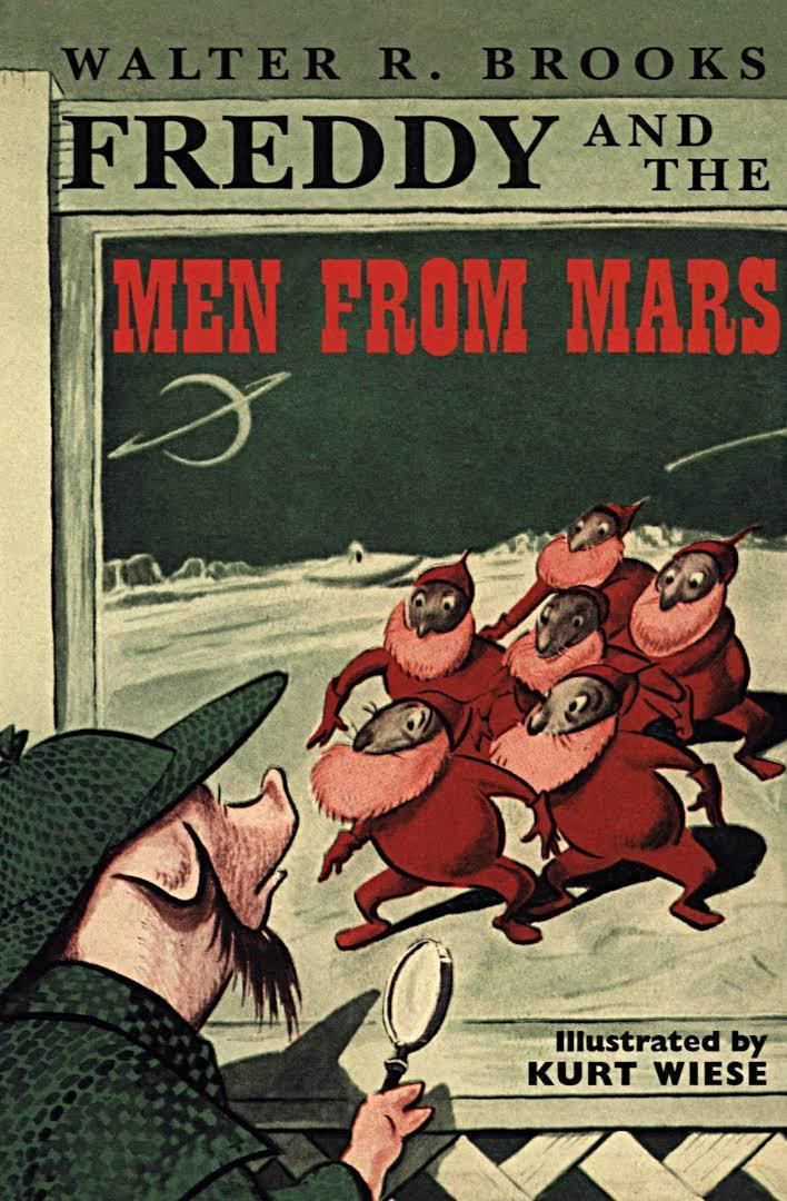 Freddy and the Men from Mars t0gstaticcomimagesqtbnANd9GcQPZPRkWSMG2Kjx