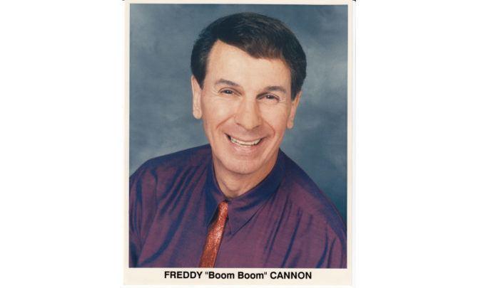 Freddy Cannon Singer Freddie Cannon American Profile