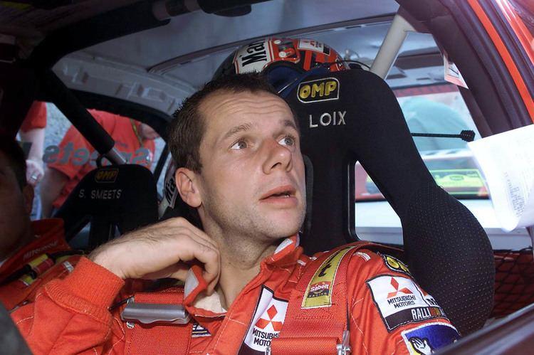 Freddy Loix QA WITH FREDDY LOIXMITSUBISHI MOTORS2001 WRC