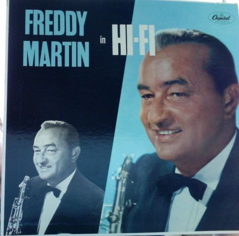 Freddy Martin Freddy Martin Records LPs Vinyl and CDs MusicStack