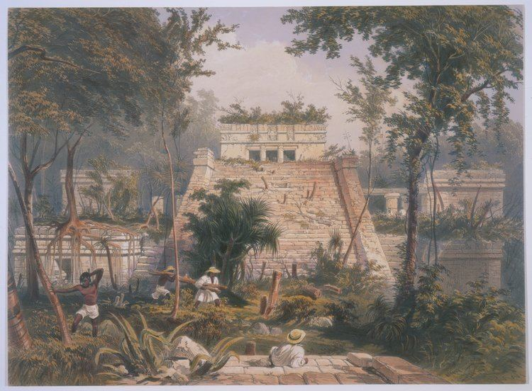 Frederick Catherwood Castle at Tuloom Digital Collections for the Classroom
