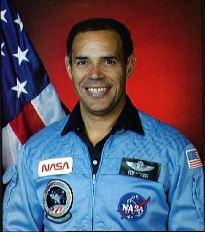 Frederick D. Gregory Blacks Astronauts nasa Career Nigeria