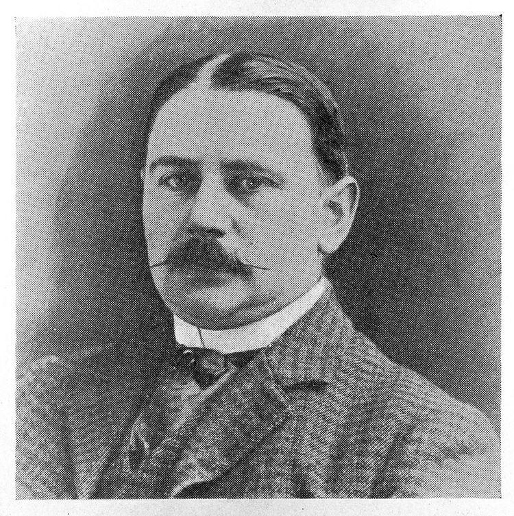 Frederick Vincent Theobald