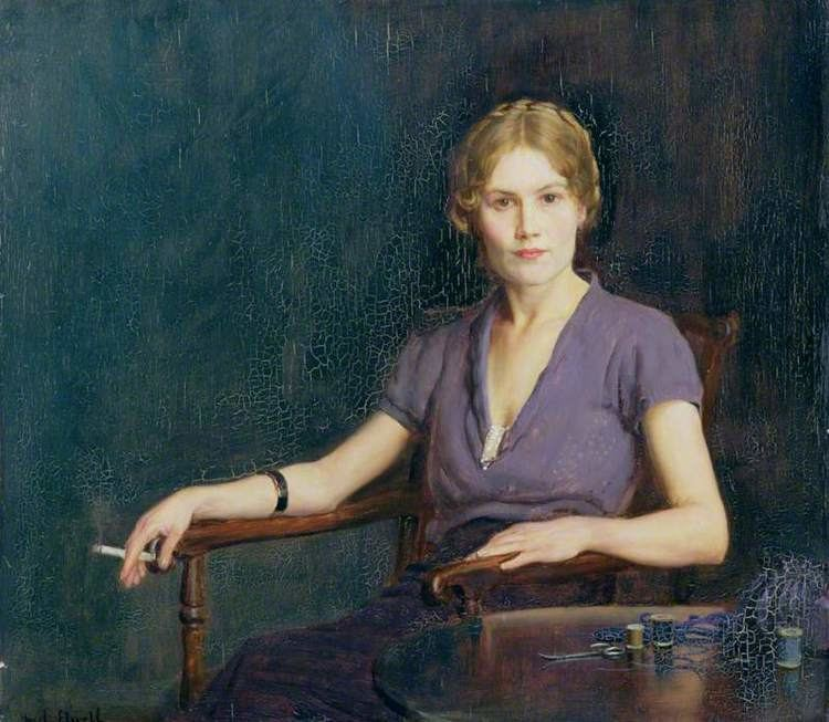 Frederick William Elwell Painting is silent poetry Frederick William Elwell