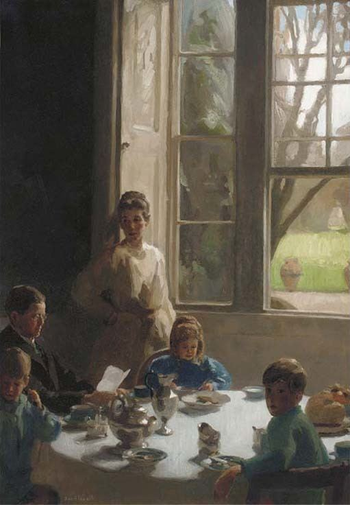 Frederick William Elwell Frederick W Elwell Works on Sale at Auction Biography