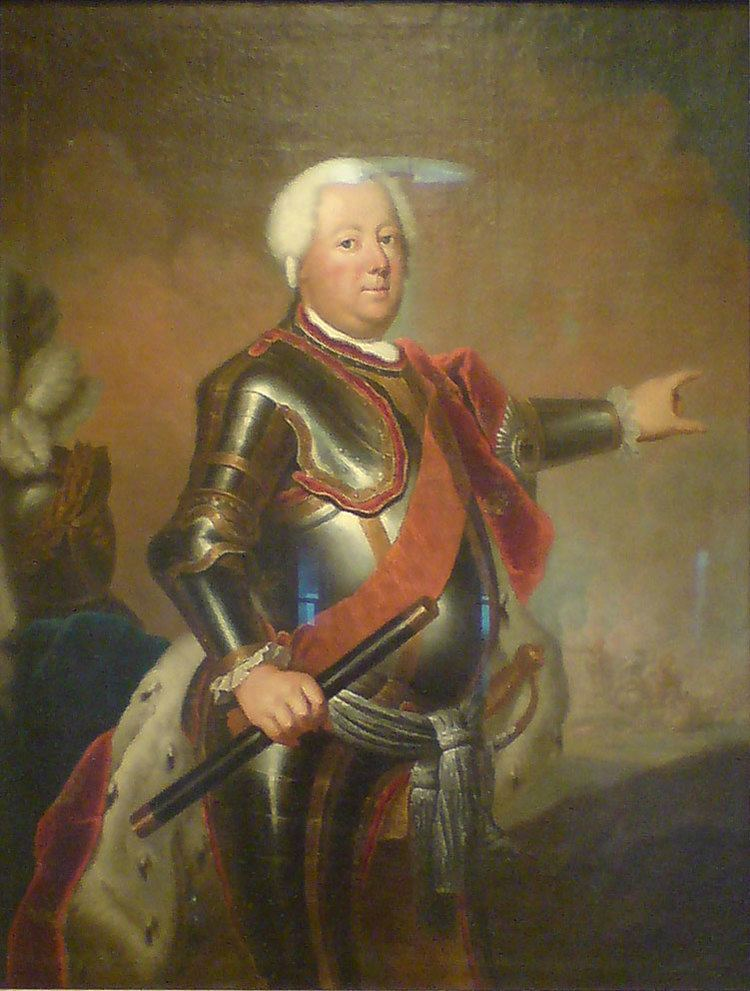 Frederick William I of Prussia uploads8wikiartorgimagesantoinepesneportrait