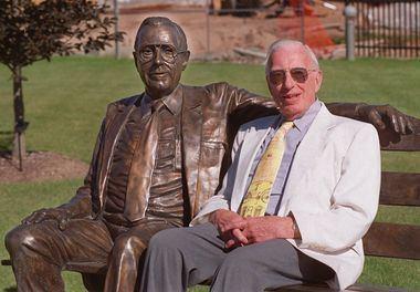 Frederik Meijer How Fred Meijer39s legacy shaped West Michigan editorial