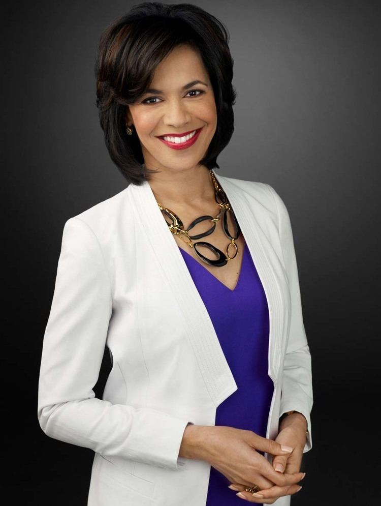Fredricka Whitfield CNN39s Fredricka Whitfield on Family Success and Courage