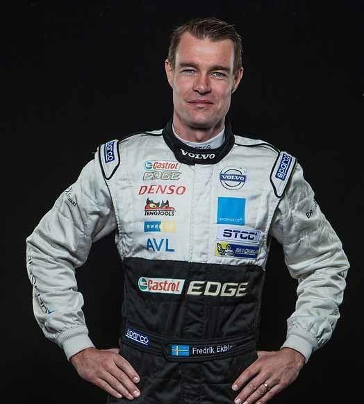 Fredrik Ekblom Fredrik Ekblom STCC