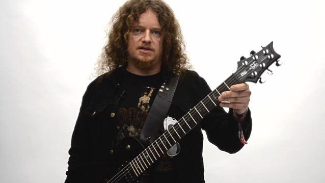 Fredrik Åkesson Opeth39s Fredrik kesson Talks 39Pale Communion39 State Of Music