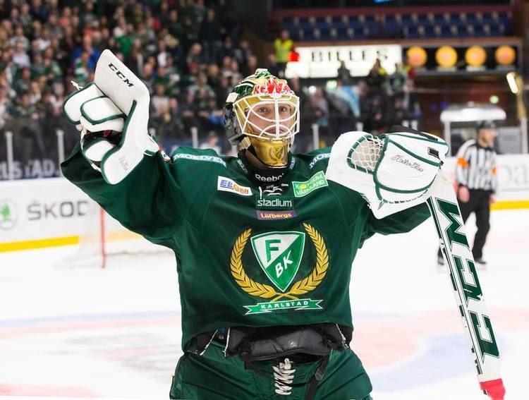 Fredrik Pettersson-Wentzel Ratades av Frjestad klar fr HV 71 HV71 SHL