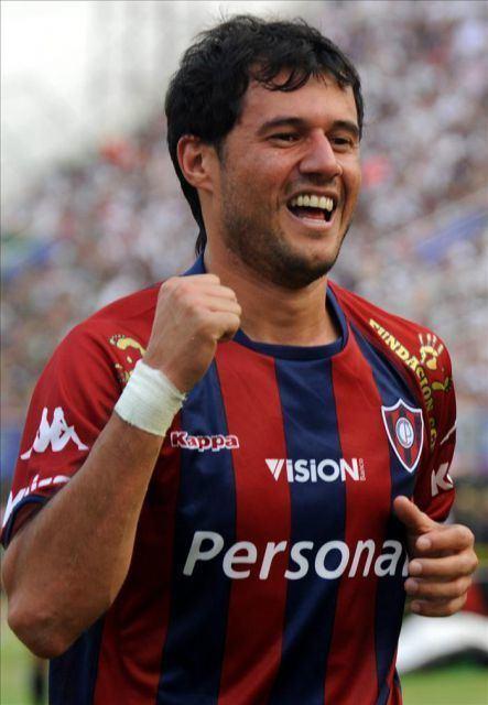 Fredy Bareiro En la imagen el jugador Fredy Bareiro del Cerro Porteo
