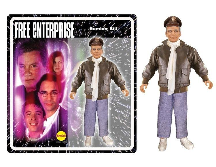 Free Enterprise (film) Watch Free Enterprise TV Series Kickstarter Pitch Video Rare