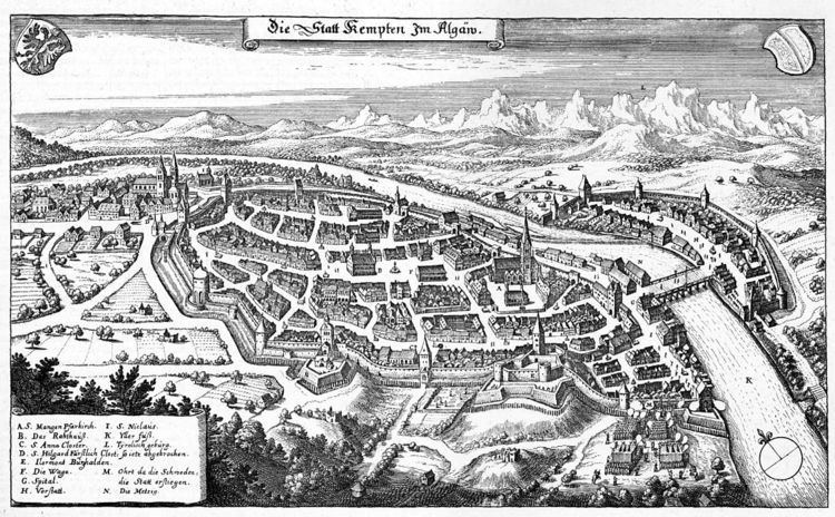 Free Imperial City of Kempten