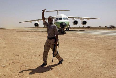 Free Libyan Air Force The Free Libyan Air Force Defensetech