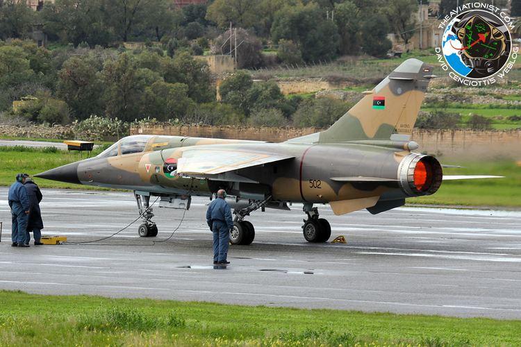 Free Libyan Air Force The Aviationist Libyan Arab Republic Air Force