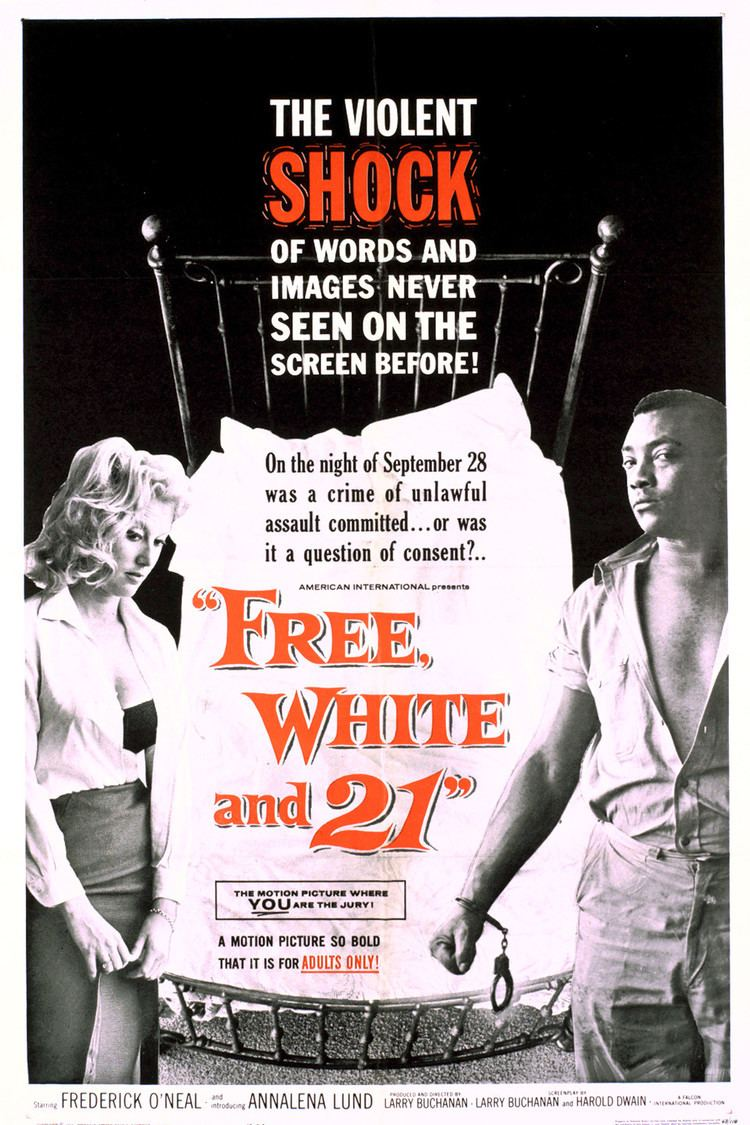 Free, White and 21 wwwgstaticcomtvthumbmovieposters41310p41310