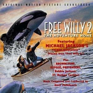 Free Willy 2: The Adventure Home Free Willy 2 The Adventure Home Soundtrack details