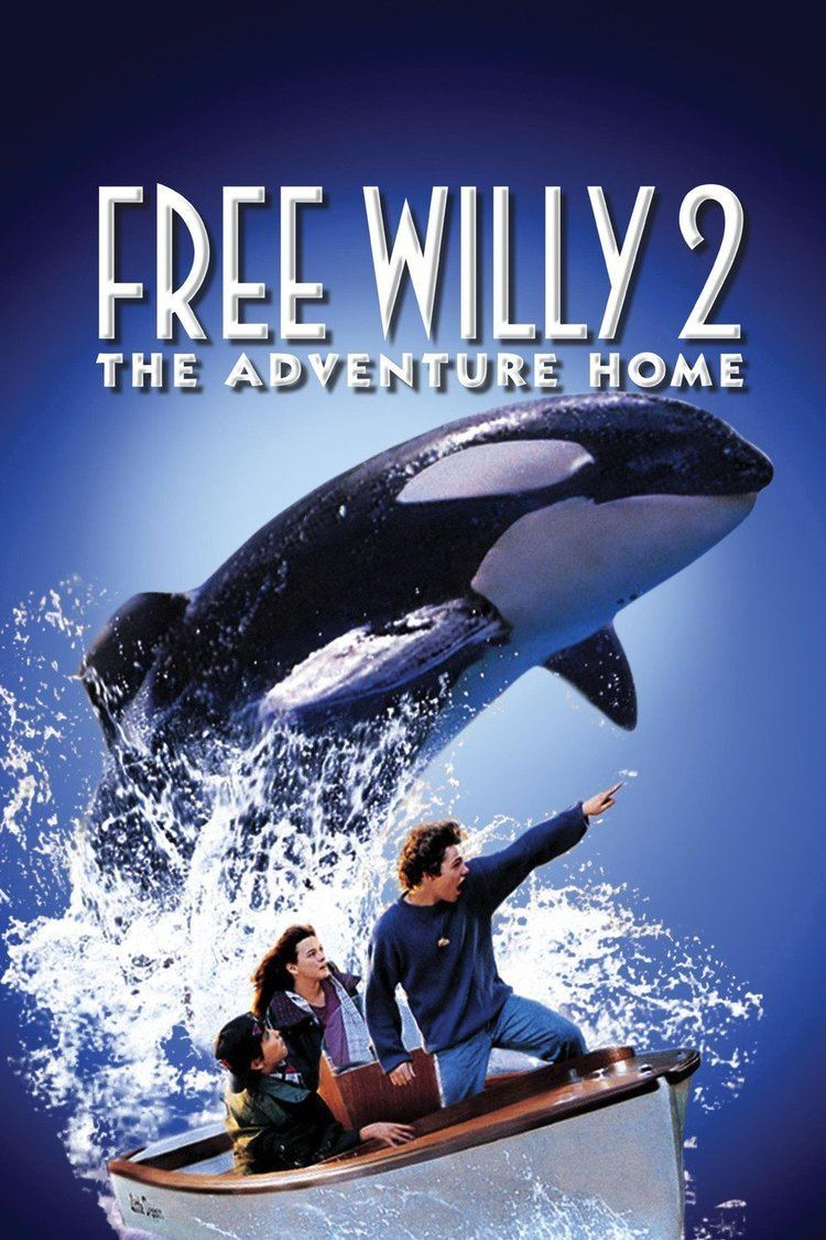 Free Willy 2: The Adventure Home wwwgstaticcomtvthumbmovieposters16944p16944