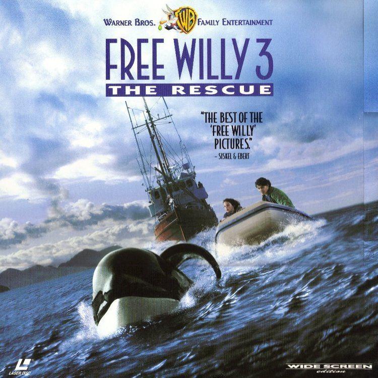Free Willy 3: The Rescue Free Willy 3 The Rescue 1997