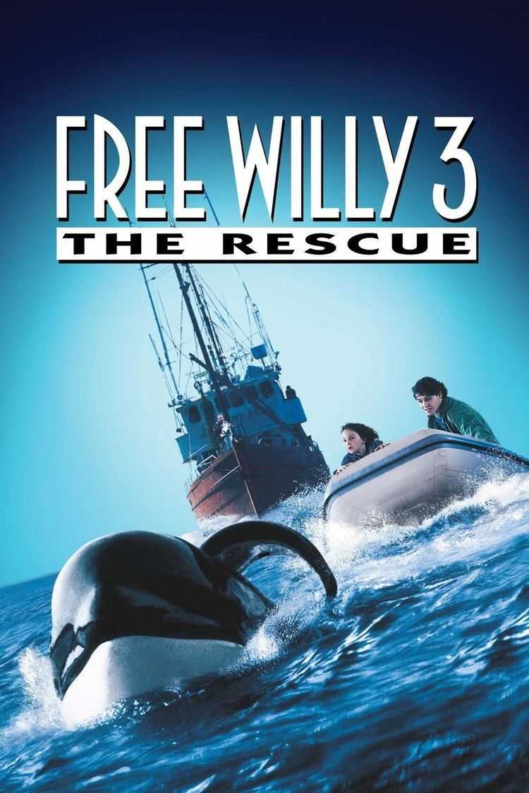 Free Willy 3: The Rescue wwwgstaticcomtvthumbmovieposters19684p19684