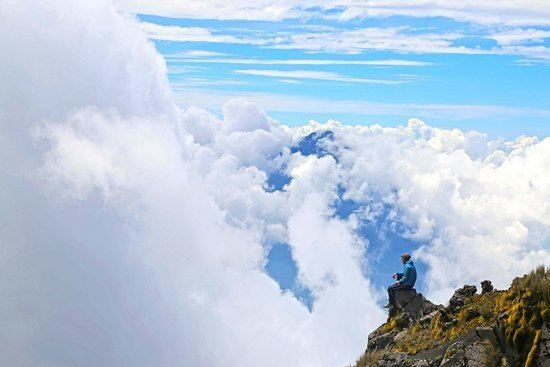 Freedom at the Edge Freedom at the edge Picture of Acatenango Volcano Antigua