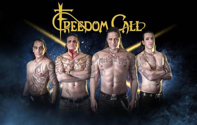 Freedom Call Freedom Call To Release 39Master Of Light39 Album In November