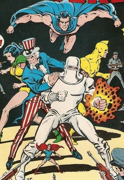 Freedom Fighters (comics) Freedom Fighters Team Comic Vine