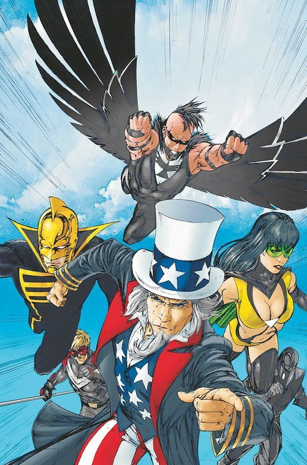 Freedom Fighters (comics) 1000 images about Freedom Fighters The Ray on Pinterest Freedom