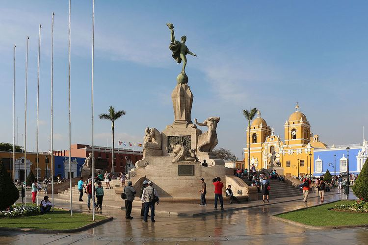 Freedom Monument (Trujillo)