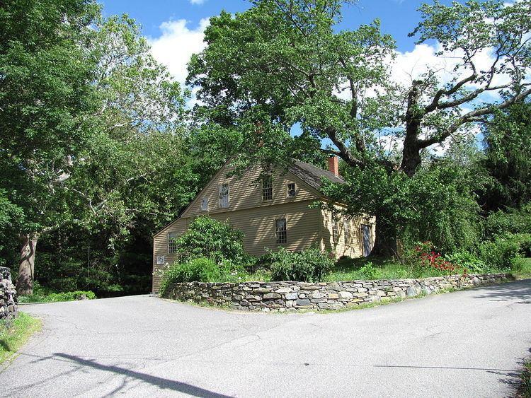 Freegrace Marble Farm Historic District