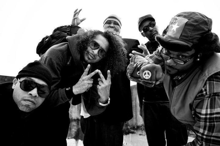 Freestyle Fellowship Freestyle Fellowship live in Oakland Viva La Hip Hop