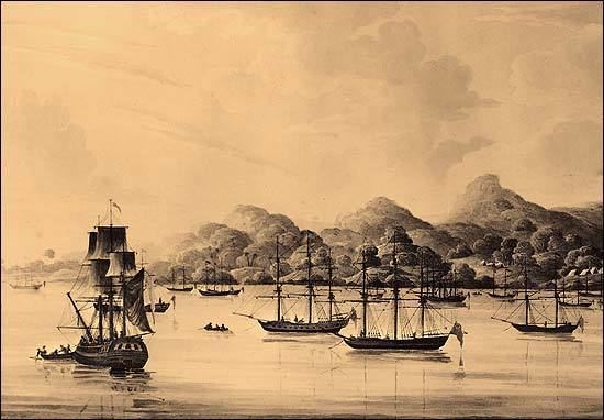 Freetown in the past, History of Freetown