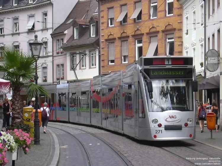 Freiburg im Breisgau in the past, History of Freiburg im Breisgau