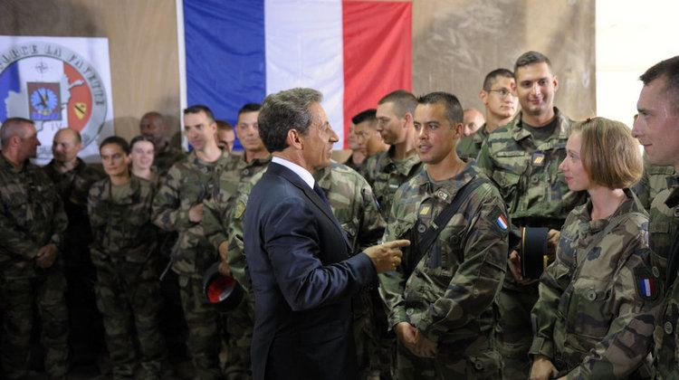 French Armed Forces Is The French Military Stretched Too Thin NPR
