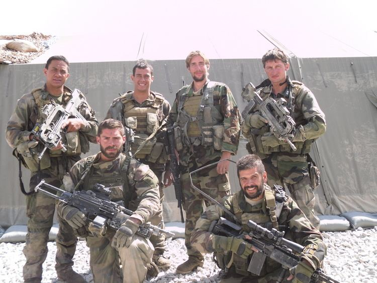 French Army Working with the French Army chrishernandezauthor