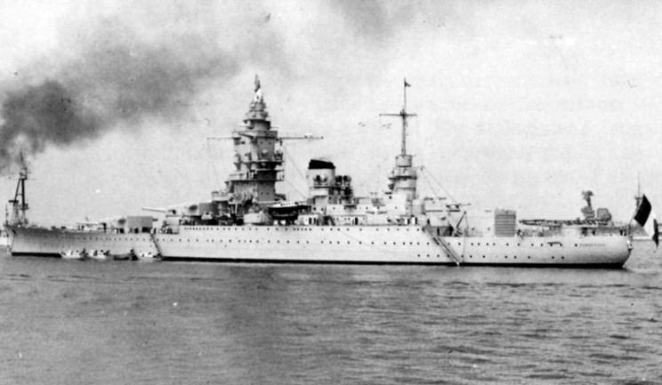 French battleship Dunkerque MaritimeQuest Dunkerque