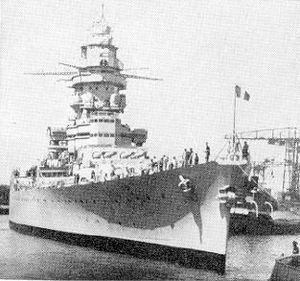 French battleship Strasbourg httpsuploadwikimediaorgwikipediacommonsthu