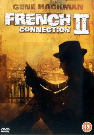 French Connection II French Connection II DVD Amazoncouk Gene Hackman Fernando Rey