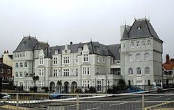 French Convalescent Home, Brighton httpsuploadwikimediaorgwikipediacommonsthu