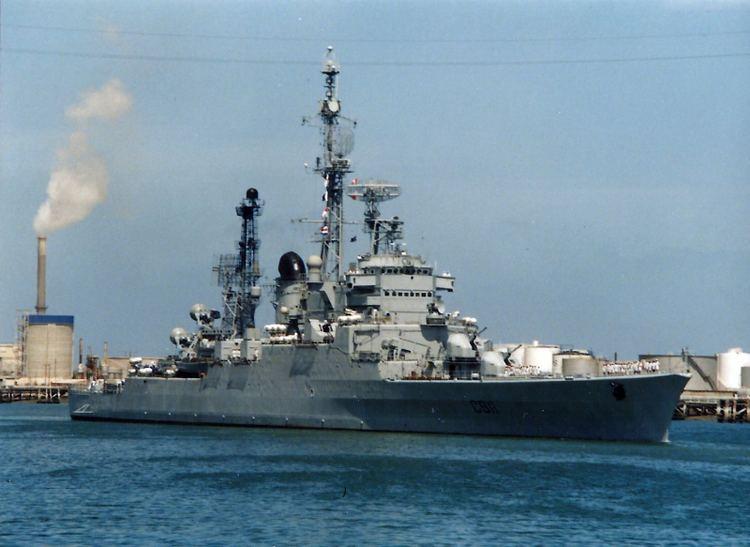 French cruiser Colbert (C611) FS COLBERT C611 ShipSpottingcom Ship Photos and Ship Tracker