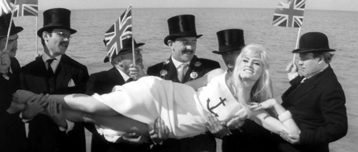 French Dressing (1964 film) French Dressing 1964 DVD review Infernal Cinema