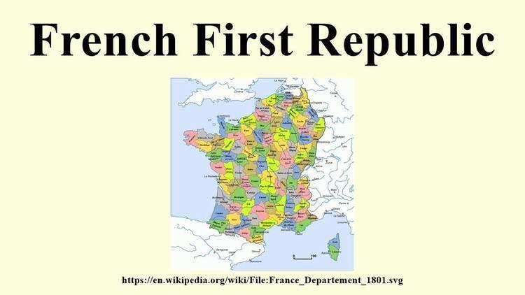 French First Republic French First Republic YouTube