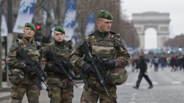 French Foreign Legion Missing man Dean Ranieri has joined French Foreign Legion says mum
