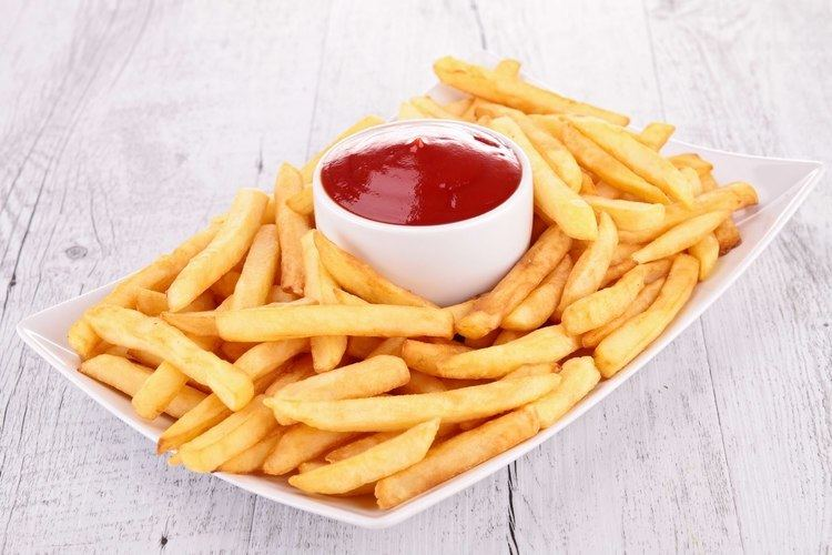 French fries How To Make French Fries YouTube