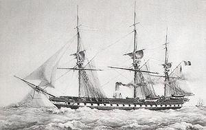 French frigate Audacieuse (1856) httpsuploadwikimediaorgwikipediacommonsthu