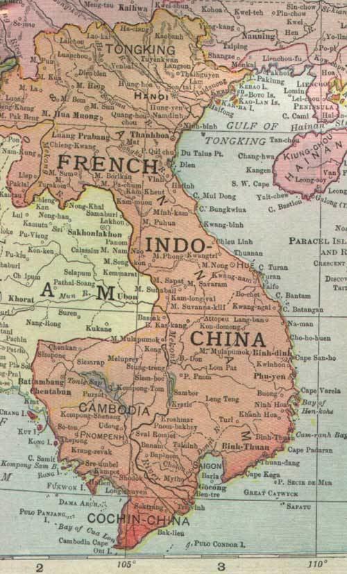 French Indochina First Indochina War Wikipedia