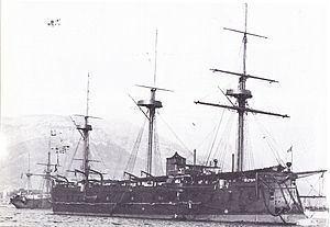 French ironclad Friedland httpsuploadwikimediaorgwikipediacommonsthu